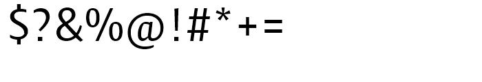 Klaus FY Regular Font OTHER CHARS