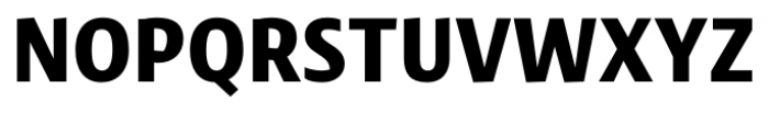 Klaus FY Black Font UPPERCASE