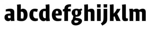Klaus FY Black Font LOWERCASE