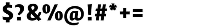 Klaus FY Black Font OTHER CHARS