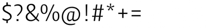 Klaus FY Light Font OTHER CHARS