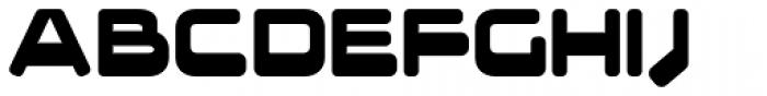 Klauss Font UPPERCASE
