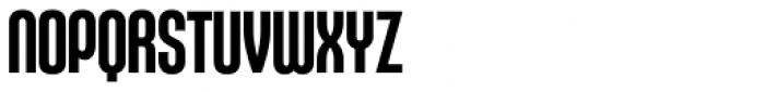 Kleptocracy Cond Font UPPERCASE