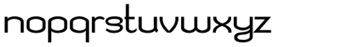 Kleptocracy Exp Light Font LOWERCASE
