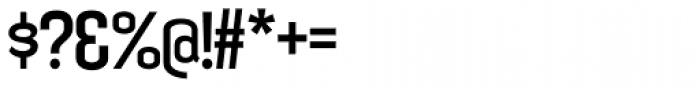 Kleptocracy Regular Font OTHER CHARS
