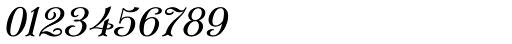 Kleukens Kursiv NF Font OTHER CHARS