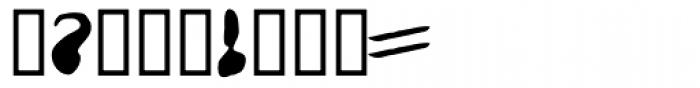 Klex Font OTHER CHARS