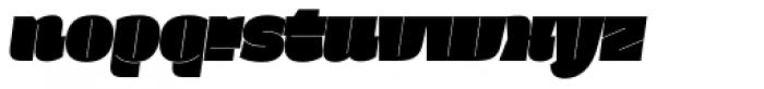 Klimax Std Plus Italic Font LOWERCASE