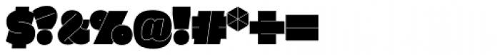 Klimax Std Plus Font OTHER CHARS