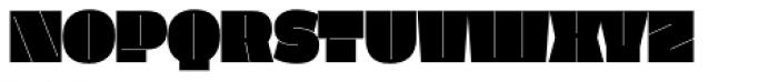 Klimax Std Plus Font UPPERCASE