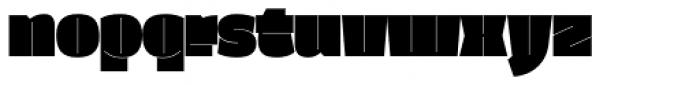 Klimax Std Plus Font LOWERCASE
