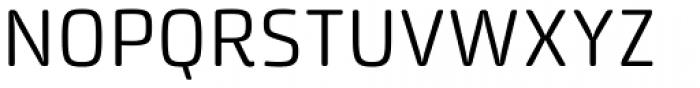 Klint Std Rounded Regular Font UPPERCASE