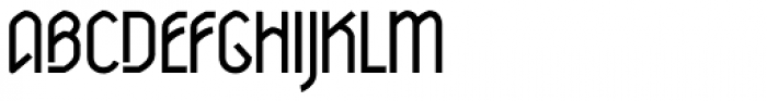 Klipa Bold Font UPPERCASE