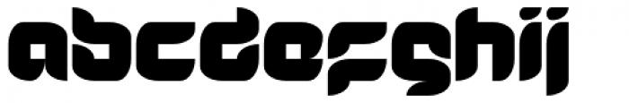 Klique Font LOWERCASE