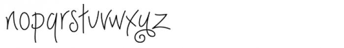 Kloegirl Lotus Font UPPERCASE