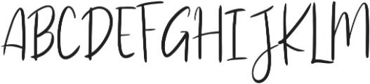 Knight ttf (400) Font UPPERCASE