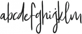 Knight ttf (400) Font LOWERCASE