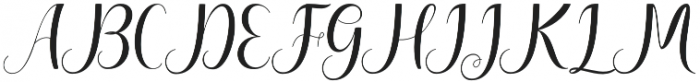 Knowledge otf (400) Font UPPERCASE