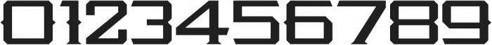 Knox Serif Serif otf (400) Font OTHER CHARS