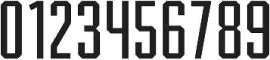 Knucklehead Regular otf (400) Font OTHER CHARS