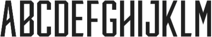 Knucklehead Regular otf (400) Font UPPERCASE