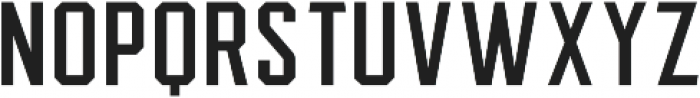 Knucklehead Regular otf (400) Font LOWERCASE
