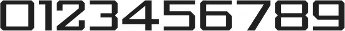 Knucklehead Serif Bold otf (700) Font OTHER CHARS