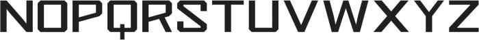 Knucklehead Serif Bold otf (700) Font UPPERCASE