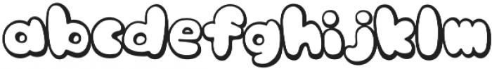 knsw_MilkCandy otf (400) Font LOWERCASE
