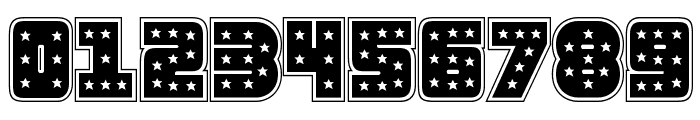 Knievel Academy Font OTHER CHARS