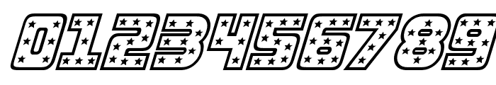 Knievel Italic Font OTHER CHARS