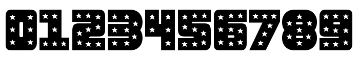 Knievel Solid Regular Font OTHER CHARS