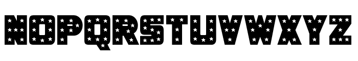 Knievel Solid Regular Font LOWERCASE