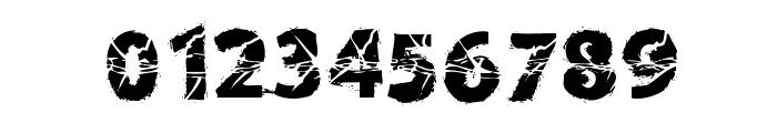 KnifeFightBallet-Regular Font OTHER CHARS