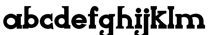 Knights Who Say Ni Font LOWERCASE
