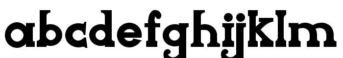 KnightsWhoSayNi Font LOWERCASE