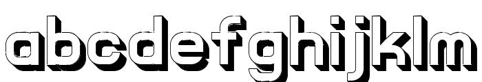 Knochen Ultra Font LOWERCASE