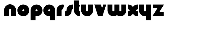 Knuckle Down Regular Font UPPERCASE