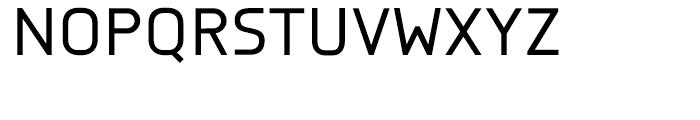 Knul Medium Font UPPERCASE
