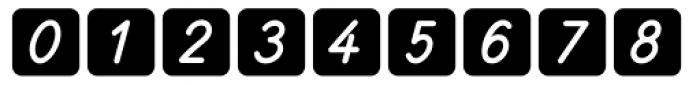 Knappolog Italic Font OTHER CHARS