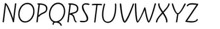 KnewFont Font UPPERCASE