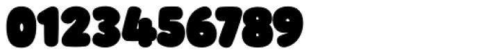 Knicknack Black Font OTHER CHARS