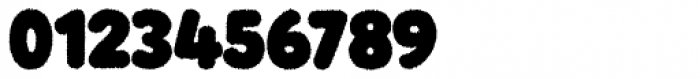 Knicknack Fuzzy Medium Font OTHER CHARS