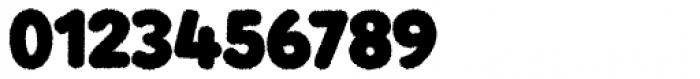 Knicknack Fuzzy Regular Font OTHER CHARS
