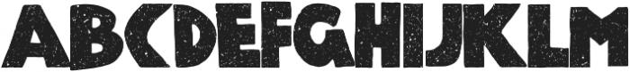 Kokoschka Print ttf (400) Font LOWERCASE