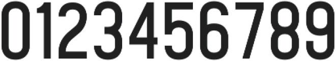Komet otf (400) Font OTHER CHARS