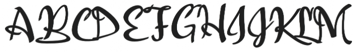 Kompar Medium otf (500) Font UPPERCASE