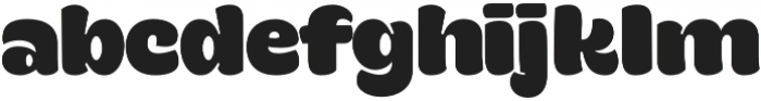 Konga Pro otf (400) Font LOWERCASE