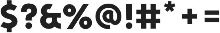 Kontora otf (700) Font OTHER CHARS