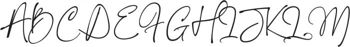 Konya otf (400) Font UPPERCASE